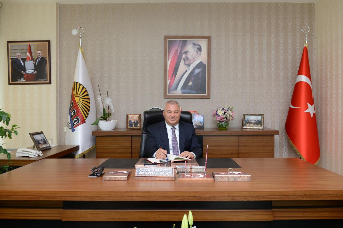 Başkan: Mehmet ŞAHİN