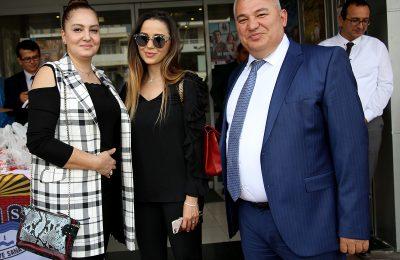 (Turkish) ŞAHİN KANDİL KUTLADI, SİMİT İKRAM ETTİ