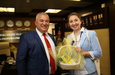 DÜNYA RUS MEDYA KONFERANSI ALTSO'DA BAŞLADI