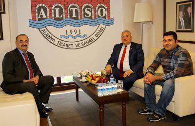 (Turkish) ALTSO İLE İTÜ ARASINDA İŞBİRLİĞİ PROTOKOLÜ