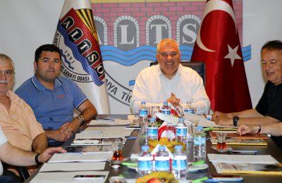 (Turkish) ALTSO'NUN WEB SİTESİ YENİLENDİ