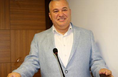 """(Turkish) ŞAHİN: """"ALANYA'MIZIN MARKA DEĞERİ YÜKSELİR"""""""