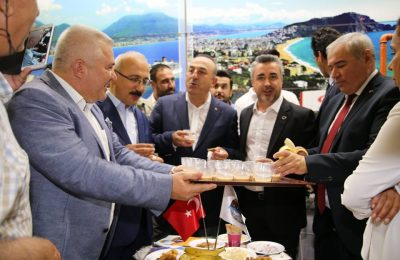 (Turkish) YÖREX KAPILARINI 8. KEZ AÇTI