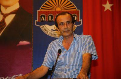 (Turkish) HİBE DESTEKLERİ ALTSO'DA ANLATILDI