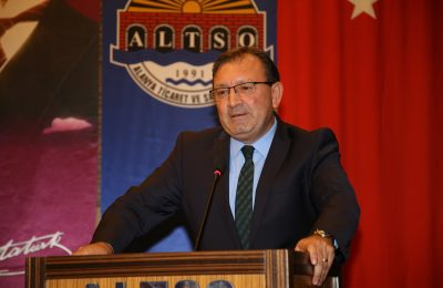 HİBE DESTEKLERİ ALTSO'DA ANLATILDI
