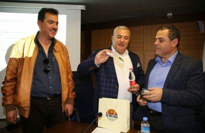 (Turkish) ŞAHİN'DEN ÜRDÜNLÜLERE ÇAĞRI 'ALANYA'YA YATIRIM YAPIN'