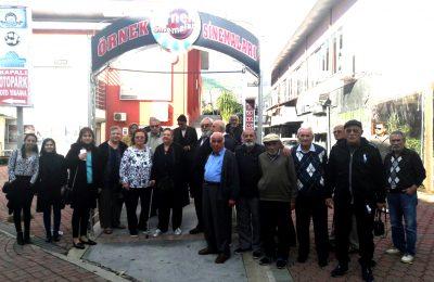 (Turkish) ALTSO, HUZUREVİ SAKİNLERİNİ SİNEMAYA GÖTÜRDÜ