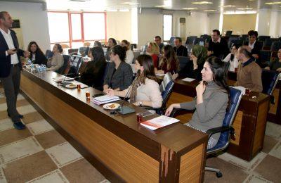 RİSK TABANLI PROSES EĞİTİMİ ALTSO'DA GERÇEKLEŞTİRİLDİ