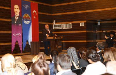 (Turkish) ALTSO'DAN KADINLAR GÜNÜ İÇİN DUYGULANDIRAN FİLM