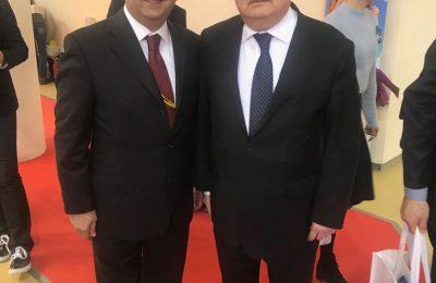 (Turkish) MITT MOSKOVA TURİZM FUARI KAPILARINI AÇTI