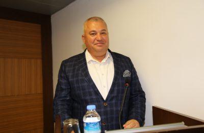 (Turkish) ŞAHİN, MECLİS ÜYELERİNİ BİLGİLENDİRDİ