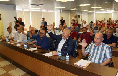 MECLİSİN GÜNDEMİ 'İSKELE DEĞİŞİMİ'