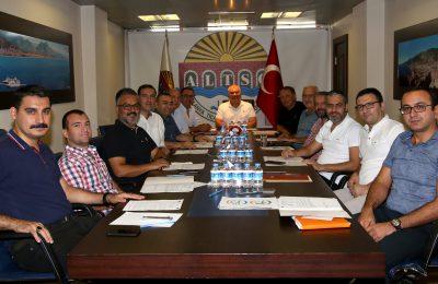 """""""ALTSO'YU EĞİTİM YUVASI HALİNE GETİRDİK"""""""