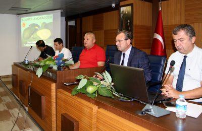(Turkish) ALTSO, AVOKADONUN COĞRAFİ İŞARETİNİ ALANYA'YA KAZANDIRDI