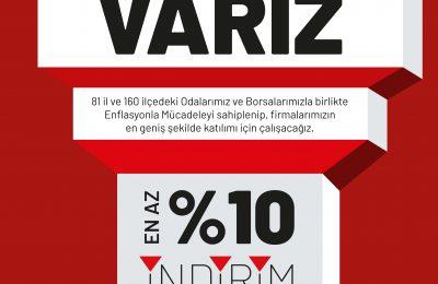 (Turkish) BAŞKAN ŞAHİN'DEN ENFLASYONLA MÜCADELE ÇAĞRISI