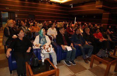 (Turkish) 'YAŞAM DERSLERİ' ALTSO'DA ANLATILDI