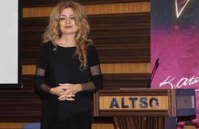 'YAŞAM DERSLERİ' ALTSO'DA ANLATILDI