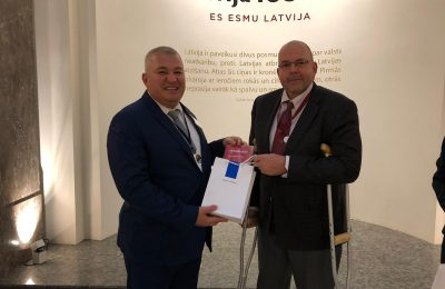 (Turkish) ALTSO HEYETİ LETONYA'DA