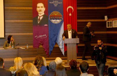 (Turkish) ALTSO KADIN VE GENÇ GİRİŞİMCİLERDE YENİ DÖNEM