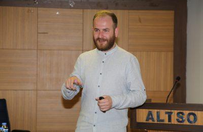 ALTSO'DAN İNTERNET REKLAMCILIĞI EĞİTİMİ
