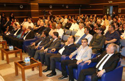 (Turkish) DİJİTAL TURİZM ZİRVESİ ALTSO'DA GERÇEKLEŞTİRİLDİ
