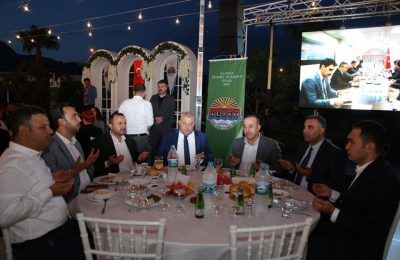 (Turkish) ALTSO'NUN GELENEKSEL İFTARINA YOĞUN İLGİ