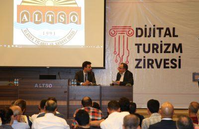 (Turkish) TURİZMİN GELECEĞİ YİNE ALTSO'DA KONUŞULDU