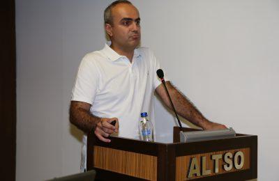 (Turkish) ALTSO KADIN GİRİŞİMCİLİĞİ DESTEKLEMEYE DEVAM EDİYOR