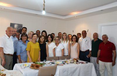 KADINLARDAN ALTSO'YA TEŞEKKÜR BELGESİ