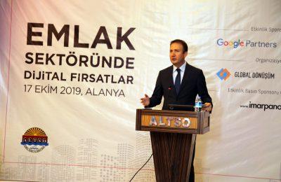 (Turkish) EMLAK SEKTÖRÜ DİJİTALDEKİ YERİNİ GÜÇLÜ BİÇİMDE ALMALI