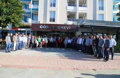 (Turkish) ALTSO'NUN GELENEKSEL İSTİŞARE TOPLANTILARI BAŞLADI
