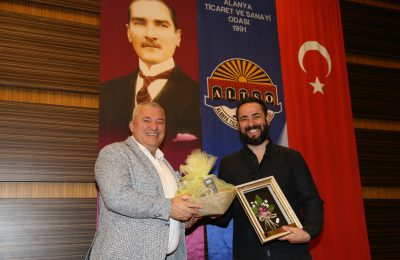 (Turkish) ALTSO AKADEMİ HIZLI BAŞLADI