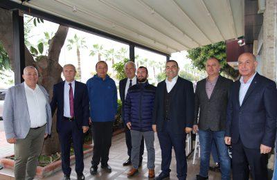 ALTSO'NUN İSTİŞARE TOPLANTILARI DEVAM EDİYOR