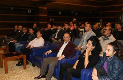 (Turkish) ALTSO AKADEMİ'NİN SEMİNERİNE YOĞUN İLGİ