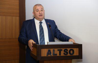 ALTSO'DA YILIN SON MECLİSİ YAPILDI
