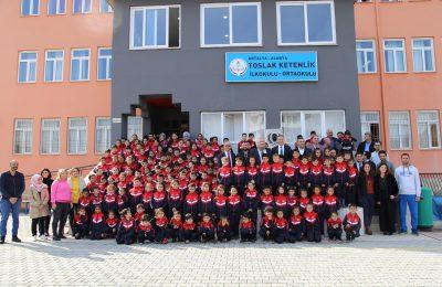 (Turkish) KARNE HEDİYESİ ALTSO'DAN