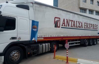 (Turkish) ALTSO'NUN DEPREM YARDIMLARI YOLA ÇIKTI