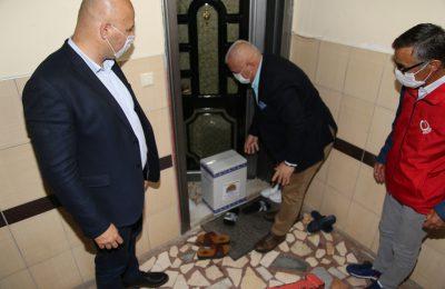 (Turkish) ALTSO İHTİYAÇ SAHİBİ 1500 AİLEYE ULAŞACAK