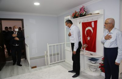 (Turkish) ŞEHİTLERİMİZİ VE AİLELERİNİ UNUTMADILAR