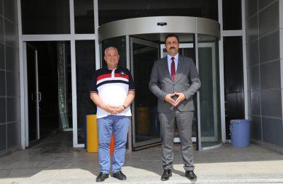 (Turkish) KONAKLI KONGRE MERKEZİ YÜKSEKÖĞRENİME KAZANDIRILIYOR