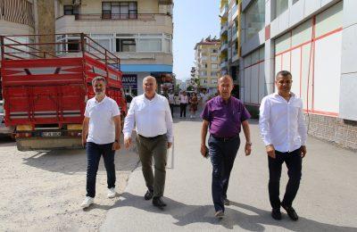 (Turkish) BAŞKAN ŞAHİN'DEN BİR MÜJDE DAHA: MAHMUTLAR'A NOTER TEMMUZ'DA AÇILACAK