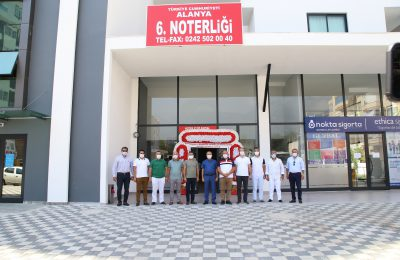 ALTSO VISITED THE 6TH NOTARY OFFICE