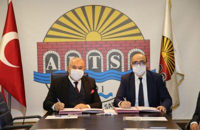 ALTSO, ZİRAAT BANKASI İLE TEDARİK ZİNCİRİ FİNANSMANI PROTOKOLÜ İMZALADI