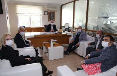 """ŞAHİN'DEN """"MASKE VE HİJYEN FARKINDALIK"""" ÇALIŞMASI"""