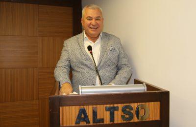 İHTİYAÇ SAHİBİ ÖĞRENCİLERE ALTSO'DAN TABLET DESTEĞİ