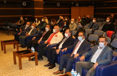 (Turkish) MANTAR YETİŞTİRİCİLİĞİ KURSU BAŞLADI