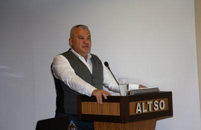 ALTSO MECLİSİ TOPLANDI