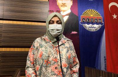 (Turkish) DEVLET DESTEKLERİ VE TEŞVİKLERİ ALTSO'DA ANLATILDI